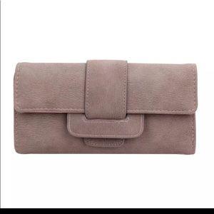 Handbags - Beautiful wallet in nubuck